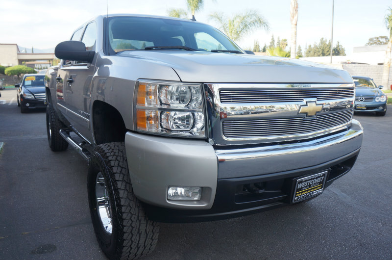 2007 Chevrolet Silverado 1500 LT w1LT 09 APRLimited term financing OAC  on 09 or newer mod