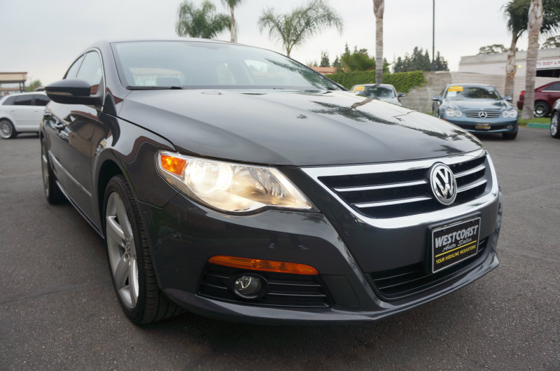 2012 Volkswagen CC Lux PZEV 09 APRLimited term financing OAC  on 09 or newer models nbsp