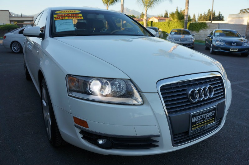 2006 Audi A6 32L 09 APRLimited term financing OAC  on 09 or newer models nbsprestrictio