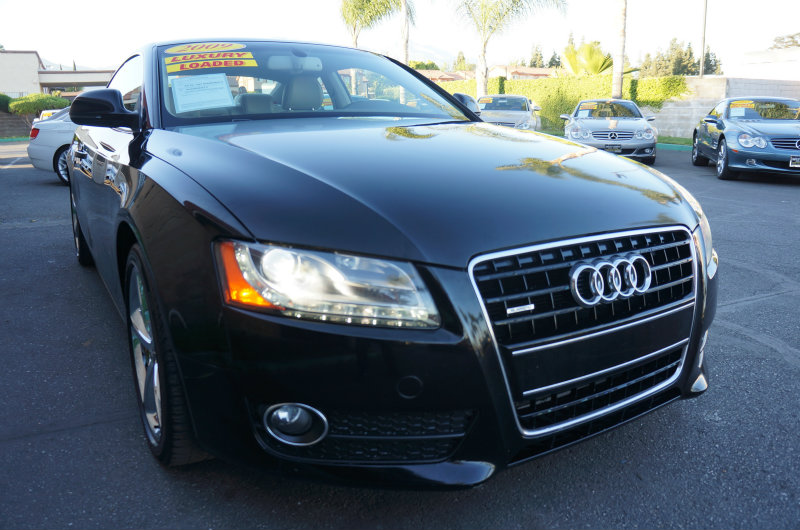 2009 Audi A5  09 APRLimited term financing OAC  on 09 or newer models nbsprestrictions m