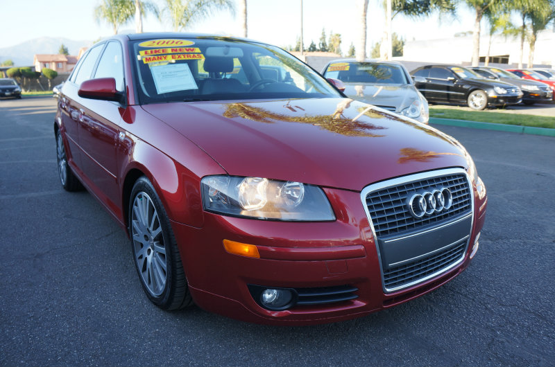 2006 Audi A3 wSport Pkg 09 APRLimited term financing OAC  on 09 or newer models nbspres