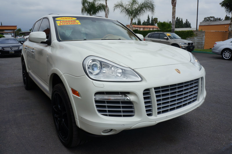 2008 Porsche Cayenne Turbo 09 APRLimited term financing OAC  on 09 or newer models nbspr