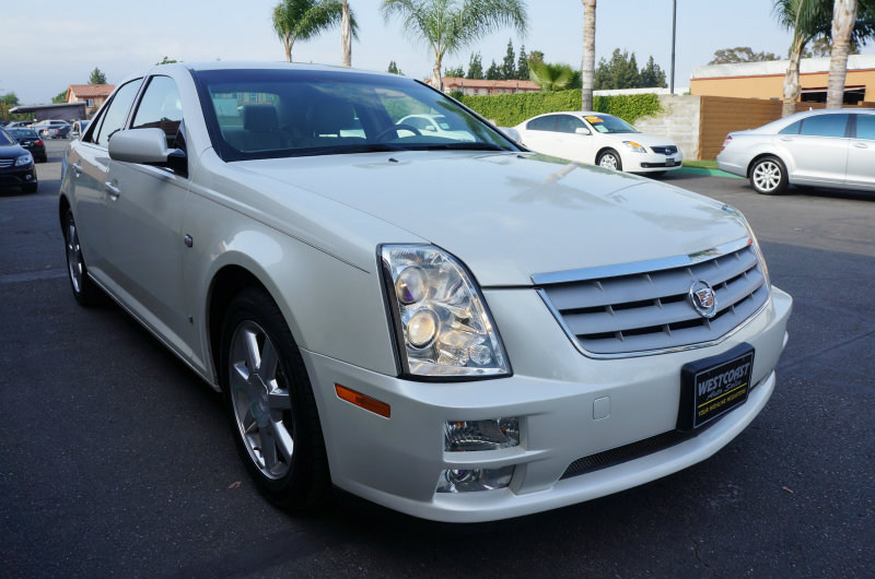 2007 Cadillac STS  09 APRLimited term financing OAC  on 09 or newer models nbsprestricti