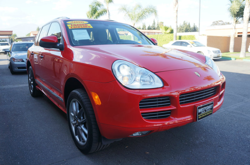 2006 Porsche Cayenne S 09 APRLimited term financing OAC  on 09 or newer models nbsprestr