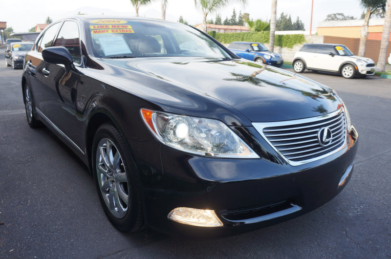 2008 Lexus LS 460  09 APRLimited term financing OAC  on 09 or newer models nbsprestricti