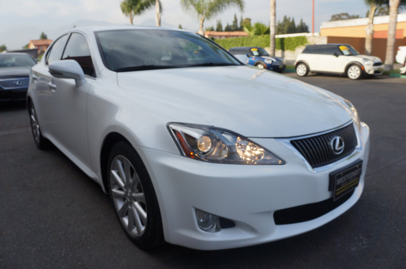 2010 Lexus IS 250  09 APRLimited term financing OAC  on 09 or newer models nbsprestricti