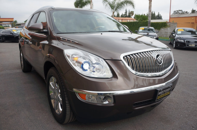 2008 Buick Enclave CXL 09 APRLimited term financing OAC  on 09 or newer models nbsprestr