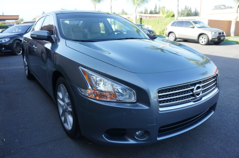 2009 Nissan Maxima 35 S 09 APRLimited term financing OAC  on 09 or newer models nbspres