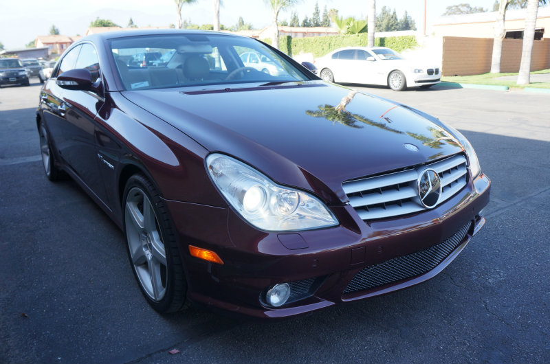 2006 MERCEDES CLS-Class AMG 09 APRLimited term financing OAC  on 09 or newer models nbsp