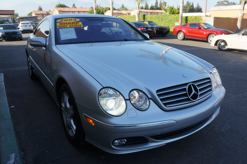 2005 MERCEDES CL-Class 50L 09 APRLimited term financing OAC  on 09 or newer models nbsp