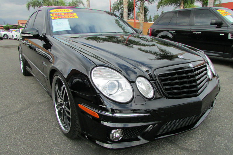 2009 mercedes benz e class e63 amg for sale cargurus for Mercedes benz for sale cargurus