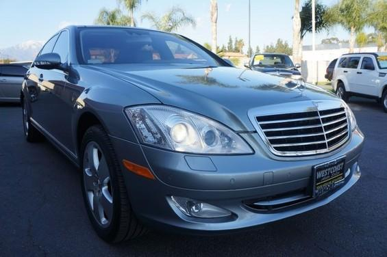 2007 MERCEDES S-Class 55L V8 09 APRLimited term financing OAC  on 09 or newer models nbsp