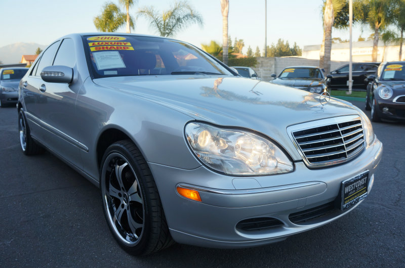 2006 MERCEDES S-Class 37L 09 APRLimited term financing OAC  on 09 or newer models nbspr
