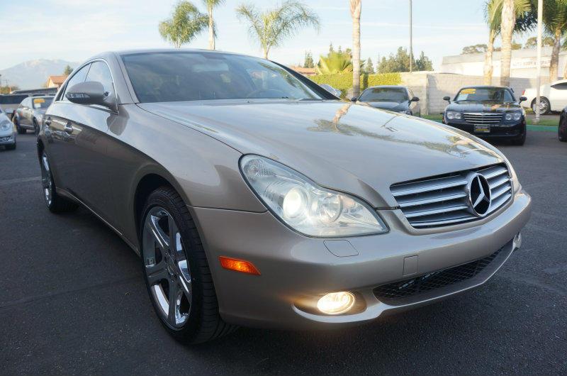 2006 MERCEDES CLS-Class  09 APRLimited term financing OAC  on 09 or newer models nbspres