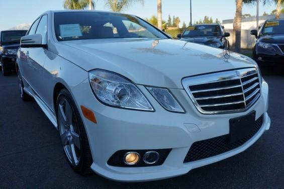 2010 MERCEDES E-Class E350 Luxury 09 APRLimited term financing OAC  on 09 or newer models