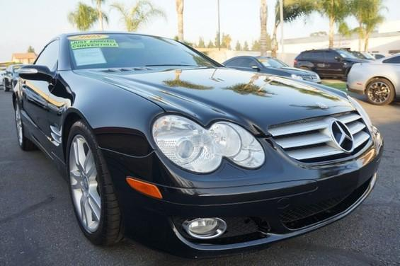 2008 MERCEDES SL-Class V8 09 APRLimited term financing OAC  on 09 or newer models nbspre
