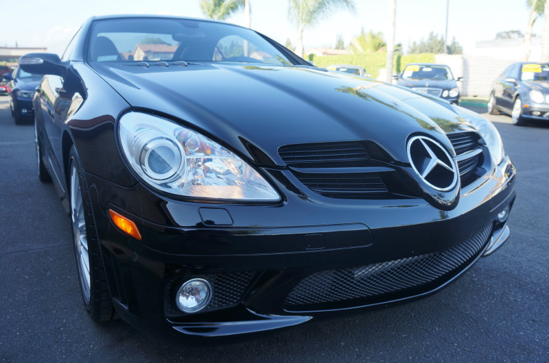 2007 MERCEDES SLK-Class 55L AMG 09 APRLimited term financing OAC  on 09 or newer models n