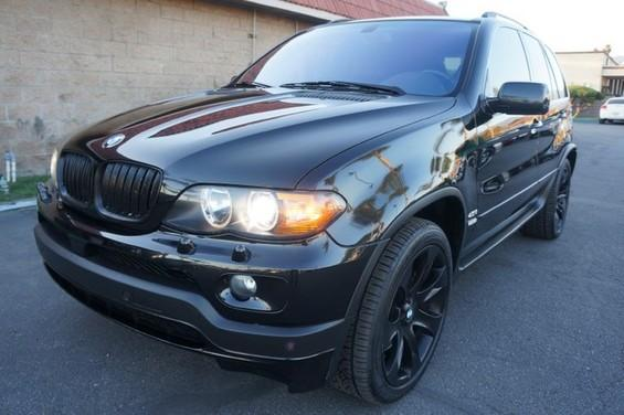 2006 BMW X5 48is 09 APRLimited term financing OAC  on 09 or newer models nbsprestrictio