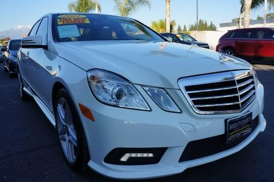 2011 MERCEDES E-Class E350 Luxury 09 APRLimited term financing OAC  on 09 or newer models 