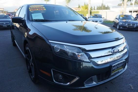 2010 Ford Fusion SPORT 09 APRLimited term financing OAC  on 09 or newer models nbsprestr