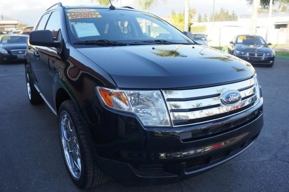 2008 Ford Edge SE 09 APRLimited term financing OAC  on 09 or newer models nbsprestrictio